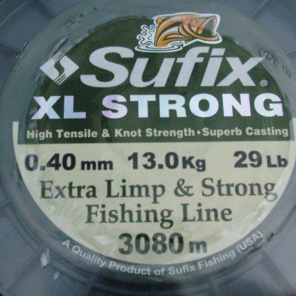 Sufix Xl Strong 0,40mm
