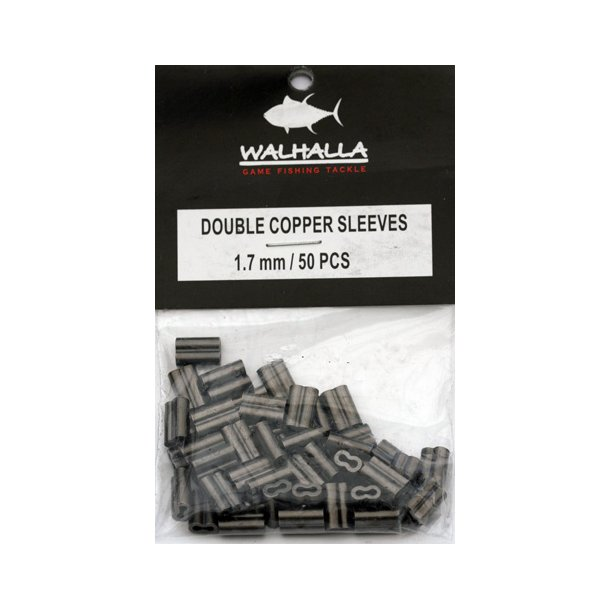 Walhalla Double Copper Sleeves 1,7mm