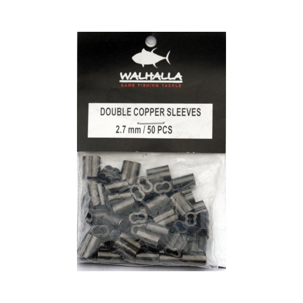 Walhalla Double Copper Sleeves 2,7mm