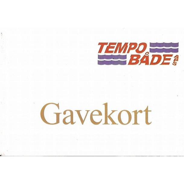 Gavekort 700 Kr.