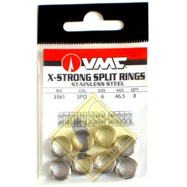 VMC X-Strong Split Rings Size 5